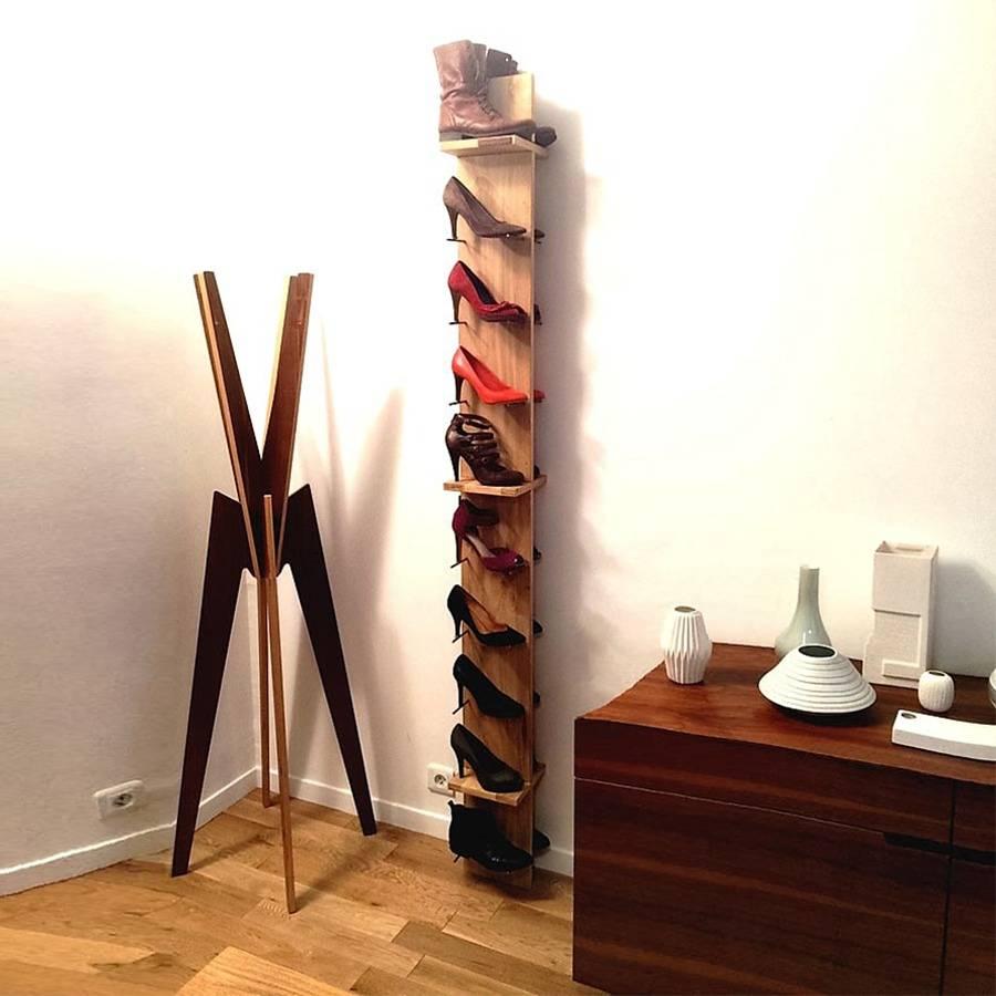 Meuble Pour Chaussures Rack 20 Un Projet De Olivier Fro