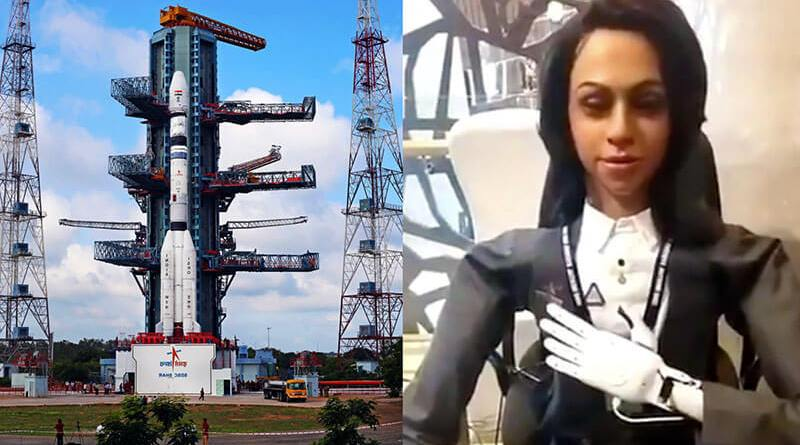 India will launch a female robot into space - aboutMans