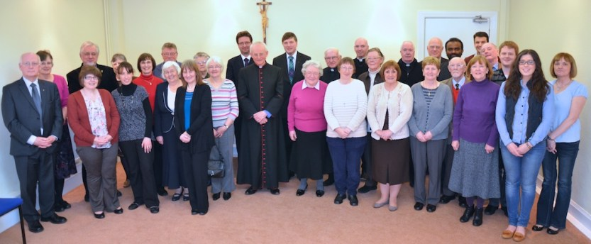 ST Ninina Institute Inaugural Lecture given by Bishop Hugh Gilbert 2nd March 2013