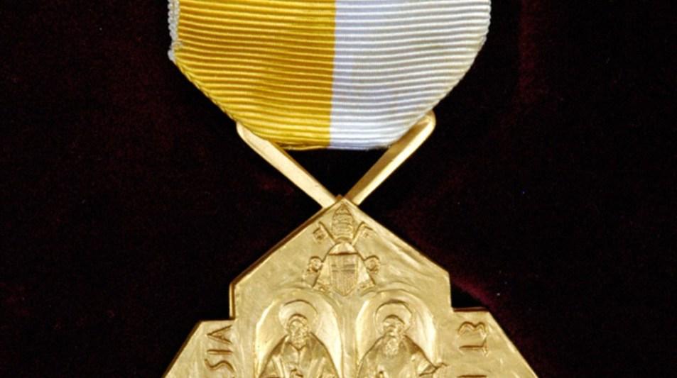 Papal Award for service to Catholic Education
