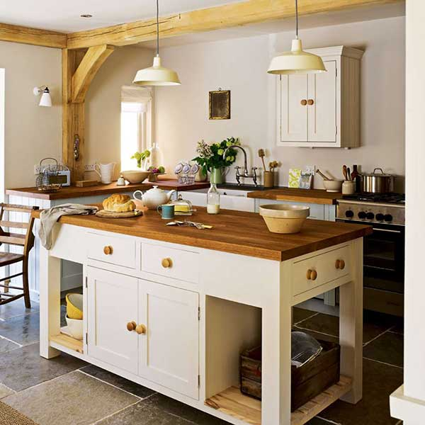 25 Country Style Kitchens Homebuilding Amp Renovating
