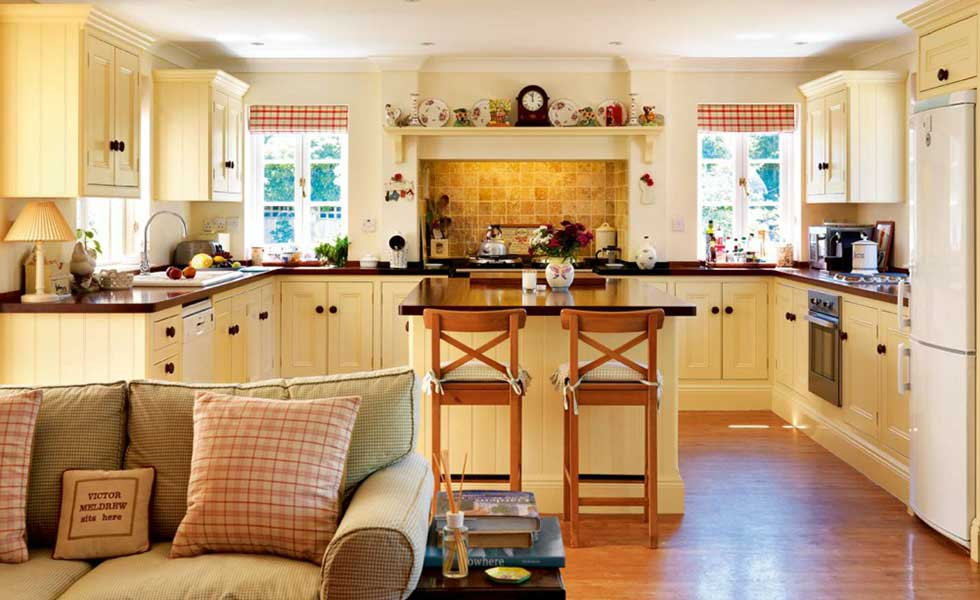 25 Great Country Style Kitchens Homebuilding Amp Renovating