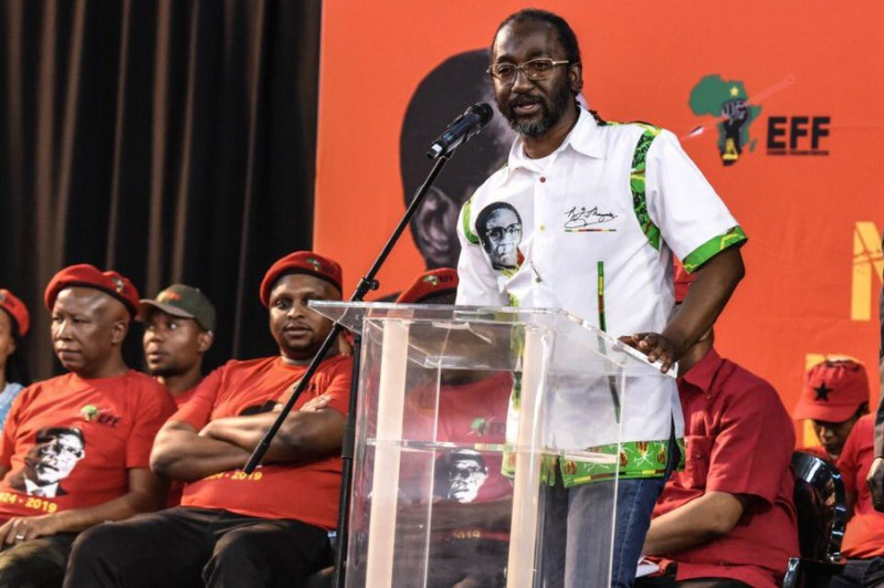 Patrick Zhuwao to join Julius Malema's EFF, says Chamisa won 2018 ...