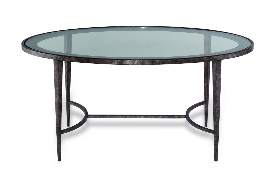 large salvatore oval coffee table