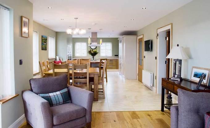 Best Flooring For Open Plan Kitchen Diner | Wikizie.co