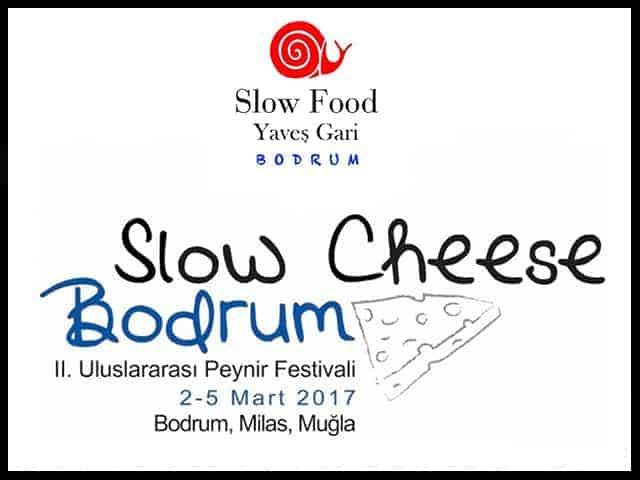 II. Slow Cheese Peynir Festivali (yaveş gari)
