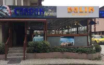 Burgazada Çardak Balık Restaurant