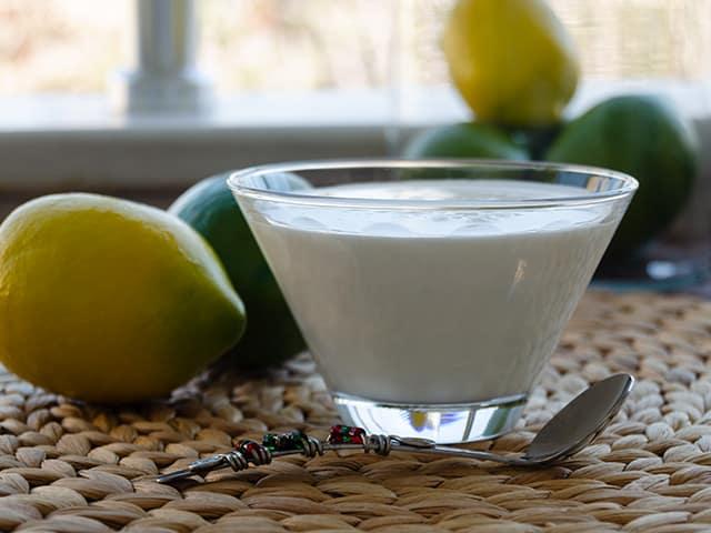 Sour Cream – Ekşi Krema Yapılışı