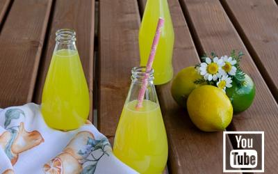 En Kolay Limonata Tarifi