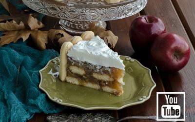 Elmalı Pasta Tarifi   Kış Pastası