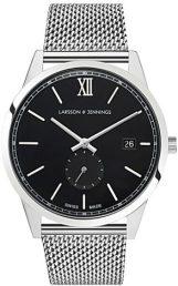 Larsson & Jennings Saxon watch, £345, Selfridges