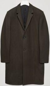 Cos Wool blend coat, £190
