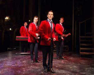 Jersey Boys 2014/15 UK Tour