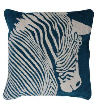 Abigail Ahern Zebra Cushion, £42, Debenhams