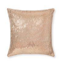 Sequin Velvet cushion, £38, Oliver Bonas