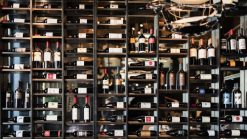 Gaucho Piccadilly wine rack