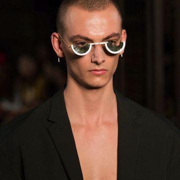 Shuming's eyewear designs