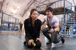 Sooha Kim 'Kim' and Gerald Santos 'Thuy'. Photo by Manuel Harlan