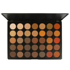 Morphe, 35OM 35 Colour Matte Nature Glow Eyeshadow Palette, £23 at Beauty Bay