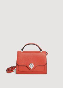 Saffiano-effect cross-body bag, £19.99, Mango