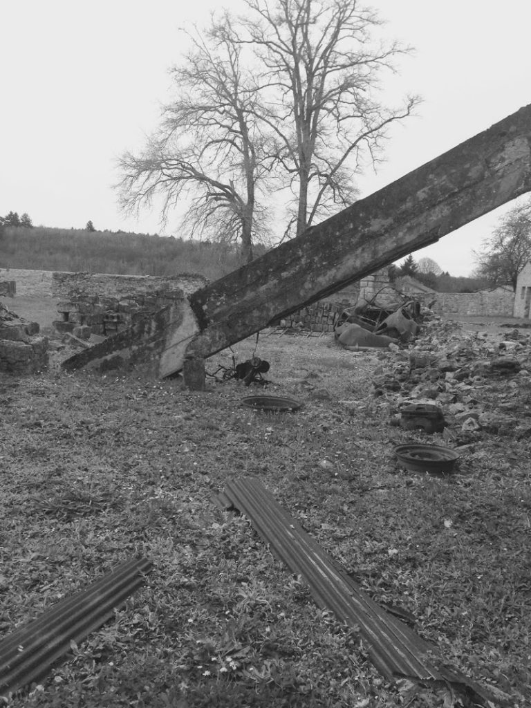Oradour sur Glane photo by Olivia