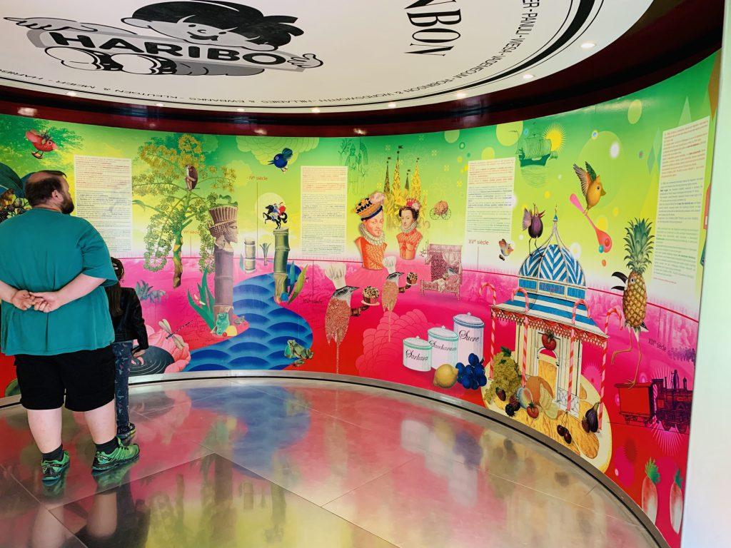 Haribo Museum history