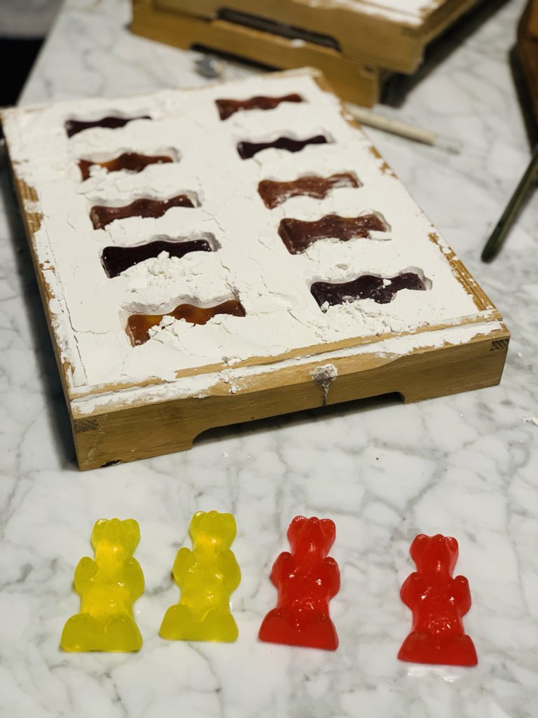 First Harbio Kitchen and teddy bear sweets