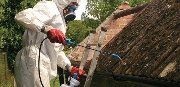 Asbestos Garage And Roof Removal Costs S Guide Wisetradesmen
