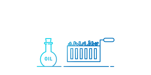 Procedure for oil fryer management