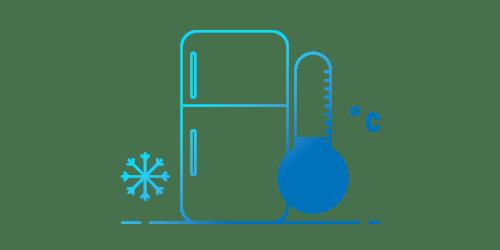 Fridge Temperature Records