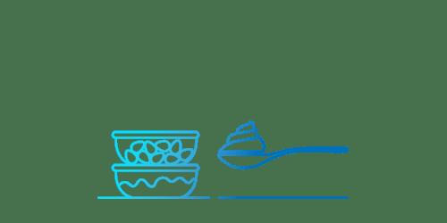 food retention sample list