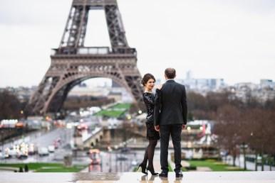 Paris Eiffel tower photographer