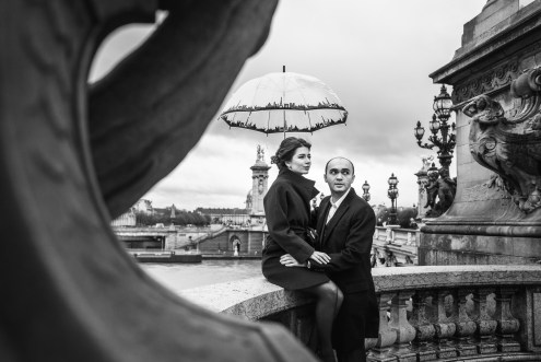 Photosession with photographer in Paris