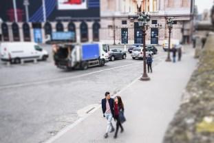 Улица Риволи фотосессия