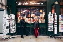 Фотограф в Париже. Пара фотосессия