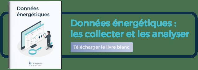Livre blanc sur les données énergétiques : les collecter et les analyser
