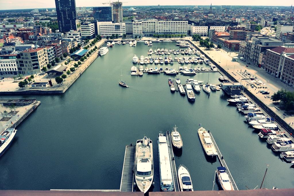 Staycation in Antwerpen - mas