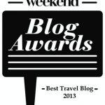 weekend knack blog award