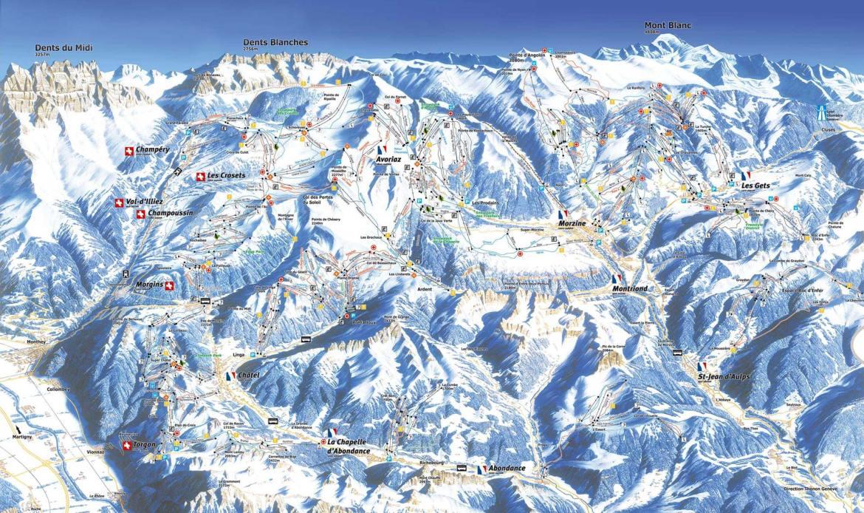 skigebied morzines
