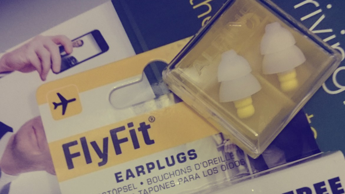flyfit earplugs