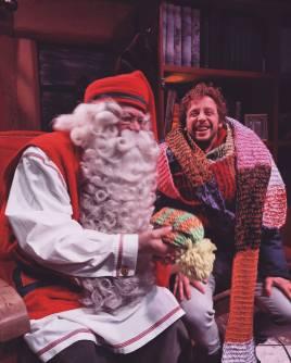 kerstman lapland