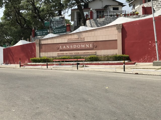 welcome to lansdowne