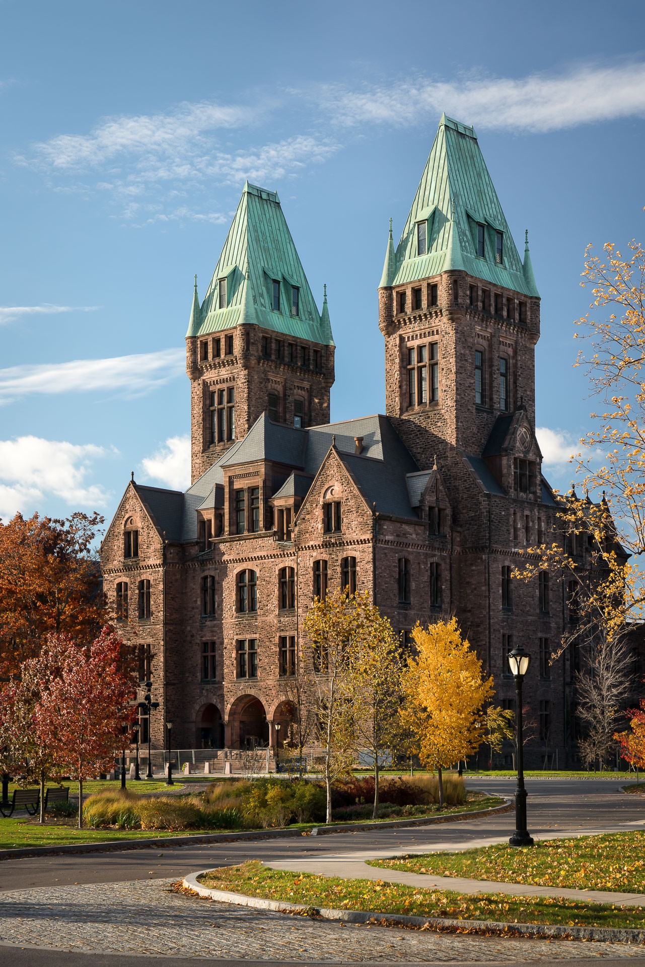 Hotel Henry HH Richardson Olmsted Complex Buffalo New York