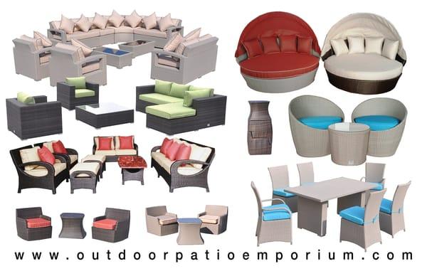 outdoor patio emporium 311 w 21st st