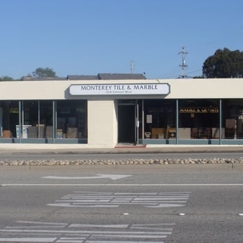 monterey tile and marble building