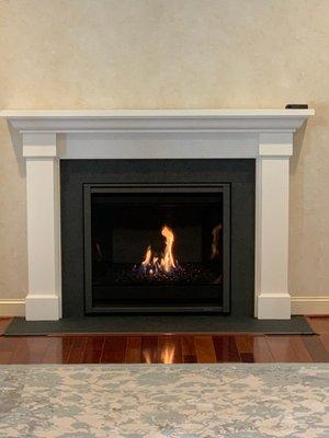 ambler fireplace patio 515 bethlehem