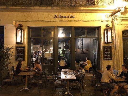 Le Verre A Soi Wine Bars 17 Rue Saint Guilhem Montpellier France Phone Number Yelp
