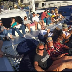 Adventuress Luxury Catamaran