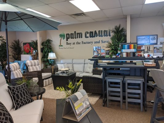 palm casual patio furniture 605 johnnie