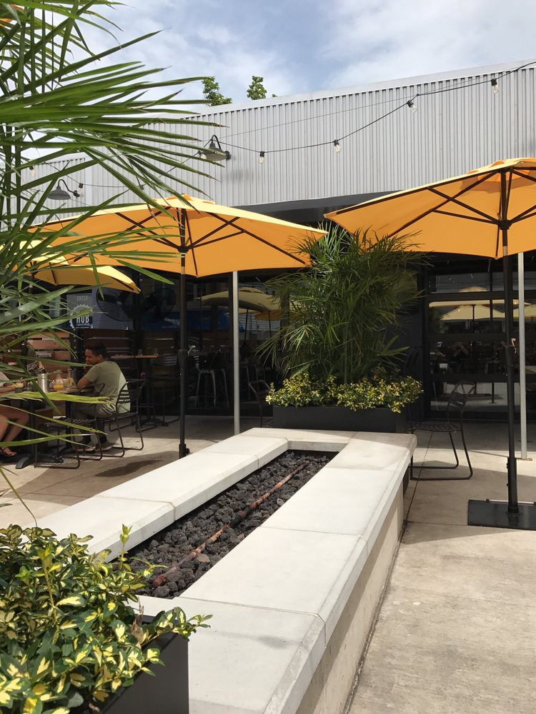 The Hub Heated Patio in Louisville, patio Louisville, Ky- Louisville, KY, United States - Louisville Rooftop Bars - heated patios in louisville, Louisville's Best Patios, Louisville Outdoor Dining During Covid, Outdoor Seating Restaurants in Louisville, Best patio Restaurants in Louisville, Best Restaurants in Louisville
